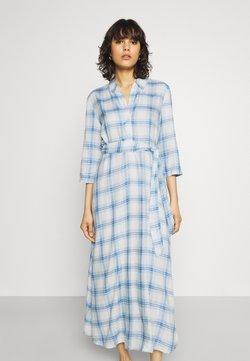 JDY - JDYSTAY MIDCALF DRESS - Maxikleid - cashmere blue