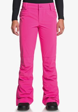 Roxy - CREEK  - Talvihousut - beetroot pink