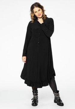 Yoek - Blusenkleid - black