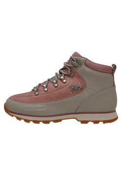 Helly Hansen - THE FORESTER - Outdoorschoenen - silver cloud/bridal rose