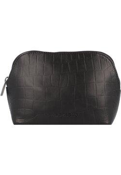 Cowboysbag - Kosmetiktasche - croco black