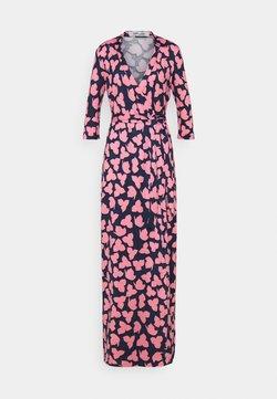 Diane von Furstenberg - ABIGAIL - Maxiklänning - leaf shadow medium