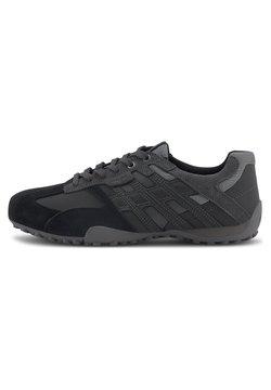 Geox - SNAKE K - Sneaker low - schwarz
