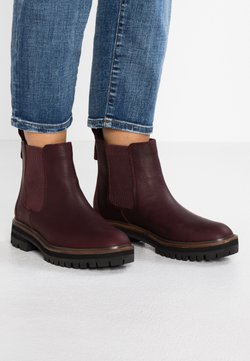 Timberland - LONDON SQUARE CHELSEA - Ankle Boot - dark port mincio