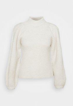 Vero Moda Petite - VMPEKAN HIGHNECK - Jersey de punto - birch