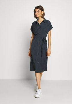 ONLY - ONLHANNOVER SHIRT DRESS - Blousejurk - india ink