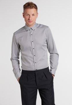 Eterna - Eterna SLIM FIT - Businesshemd - braun/weiß