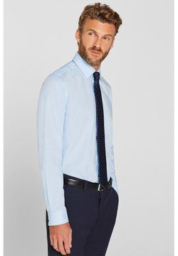Esprit Collection - MIT MECHANISCHEM STRETCH - Businesshemd - light blue