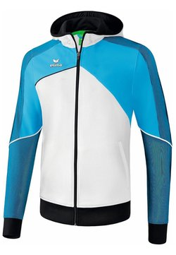 Erima - PREMIUM ONE 2.0 TRAININGSKAPUZENJACKE KINDER - Trainingsjacke - weiß / curacao