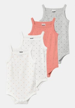 Cotton On - PICOT TRIM 4 PACK - Body - multi-coloured