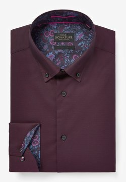 Next - SIGNATURE  - Hemd - dark purple