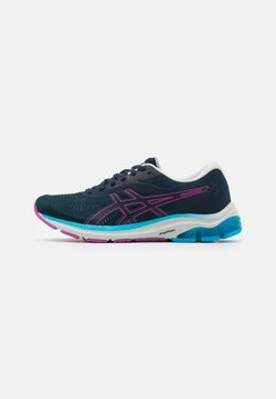 ASICS - GEL-PULSE 12 - Zapatillas de running neutras - french blue/digital grape