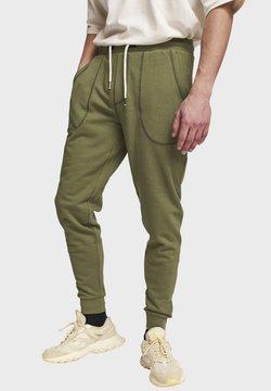 Redefined Rebel - DIEGO - Jogginghose - loden green
