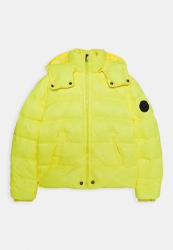 Diesel - JSMITHYAWH GIACCA - Doudoune - super bright yellow