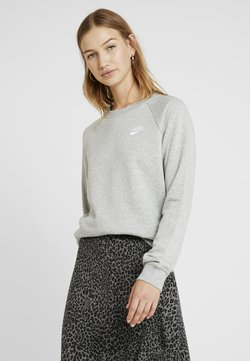 Nike Sportswear - Sweater - grey heather/white