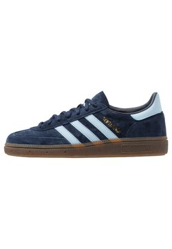 adidas Originals - HANDBALL SPEZIAL - Sneaker low - collegiate navy/clear sky