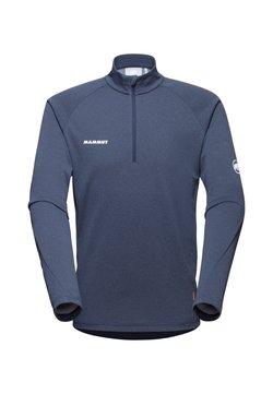 Mammut - AEGILITY  - T-shirt sportiva - marine melange-white