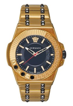 Versace Watches - CHAIN REACTION - Montre - gold-coloured