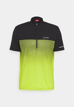 LÖFFLER - BIKE FLOW 3.0 - T-Shirt print - light green