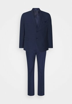 Isaac Dewhirst - Costume - blue