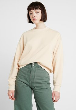 Weekday - HUGE CROPPED - Sweatshirt - beige