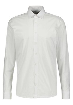 OLYMP No. Six - SLIM FIT - Camicia elegante - weiss