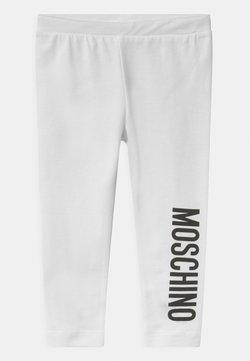 MOSCHINO - Legging - optic white