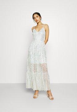 Lace & Beads - RUTH DRESS - Maxi dress - mint
