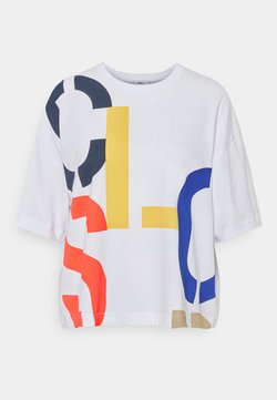 CLOSED - WOMEN´S - T-Shirt print - white