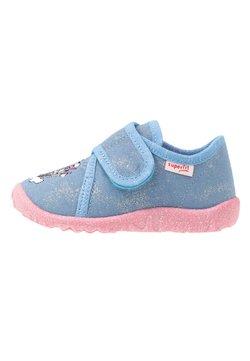 Superfit - SPOTTY - Chaussons - blau