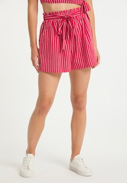 myMo - Shorts - rot weiss