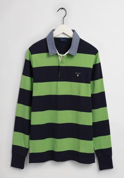 GANT - HEAVY RUGGER - Poloshirt - foliage green