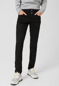 Q/S designed by - CATIE  - Slim fit jeans - black