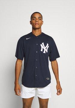 Nike Performance - MLB NEW YORK YANKEES OFFICIAL REPLICA HOME - Vereinsmannschaften - team dark navy