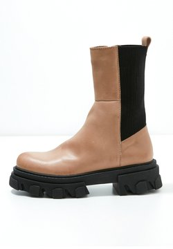 Inuovo - Plateaustiefel - beige bge