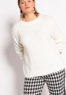 Studio Untold - Sweater - offwhite