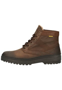 camel active - Schnürstiefelette - dark brown
