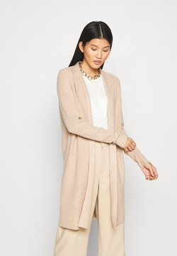 Esprit Collection - CARDIGAN - Neuletakki - beige