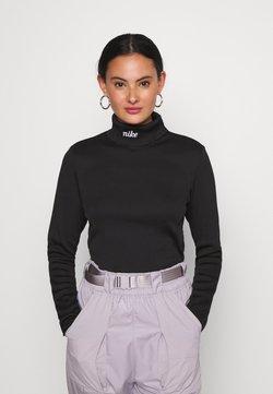 Nike Sportswear - Langarmshirt - black