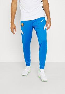 Nike Performance - FC BARCELONA PANT - Vereinsmannschaften - soar/pale ivory/pale ivory