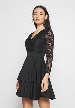 WAL G. - Cocktailkleid/festliches Kleid - black