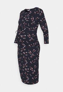 Noppies - DRESS GRANITE - Jerseykleid - night sky