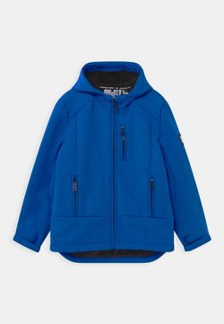 SuperRebel - SUSTAINABLE BOYS FUNCTIONAL - Snowboard jacket - blue devil
