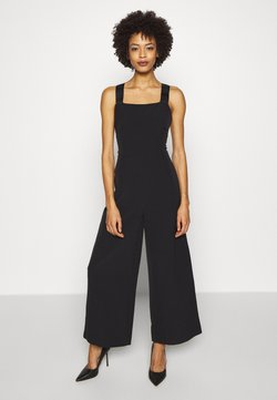 Guess - NORA OVERALL - Combinaison - jet black