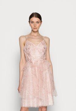 Luxuar Fashion - Cocktailkleid/festliches Kleid - mauve