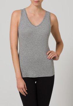 Schiesser - NATURSCHÖNHEIT - Unterhemd/-shirt - grau meliert