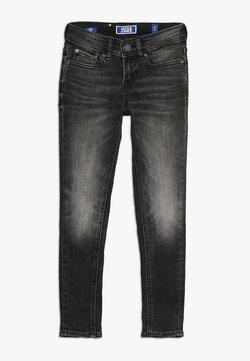 Jack & Jones Junior - JJILIAM JJORIGINAL - Jeans Skinny Fit - black denim