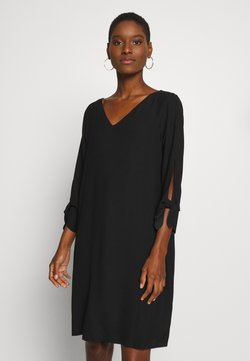Esprit Collection - DRESS - Korte jurk - black