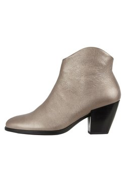 ECCO - SHAPE WESTERN - Ankle boots - warm grey