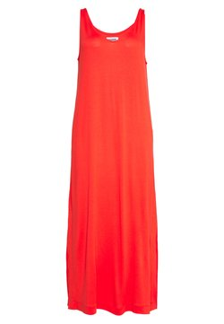 Weekday - ABBY DRESS - Maxi-jurk - bright red